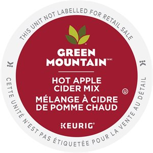 Hot Apple Cider Mix KCup