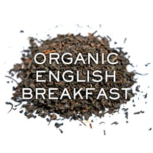 Organic Full Leaf English Breakfast Tea