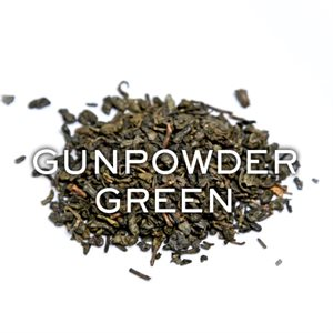 Full Leaf Gunpowder Green Tea