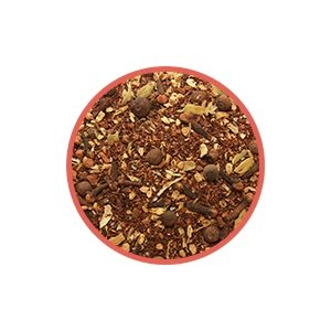Fair Trade Organic Spiced Chai Rooibos Tea