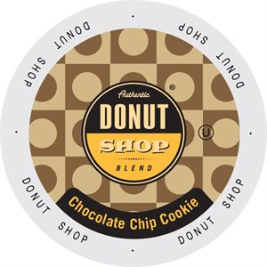 Donut Shop Blend™ Chocolate Chip Cookie