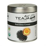 Earl Grey Cream Loose Leaf Tea Canister