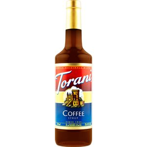 Coffee Syrup 750ml