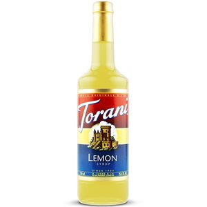 Lemon Syrup 750ml