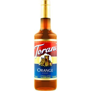 Orange Syrup 750ml