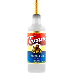 Peppermint Syrup 750ml