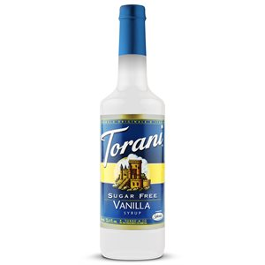 Sugar Free Vanilla 750ml