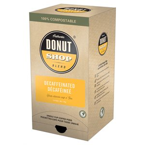 Donut Shop Blend™ Original Roast Decaf Pods 11g - 16 CT
