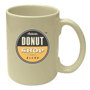 Authentic Donut Shop Blend Coffee Mug